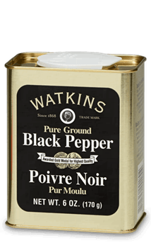 Watkins Black Pepper on sale this month